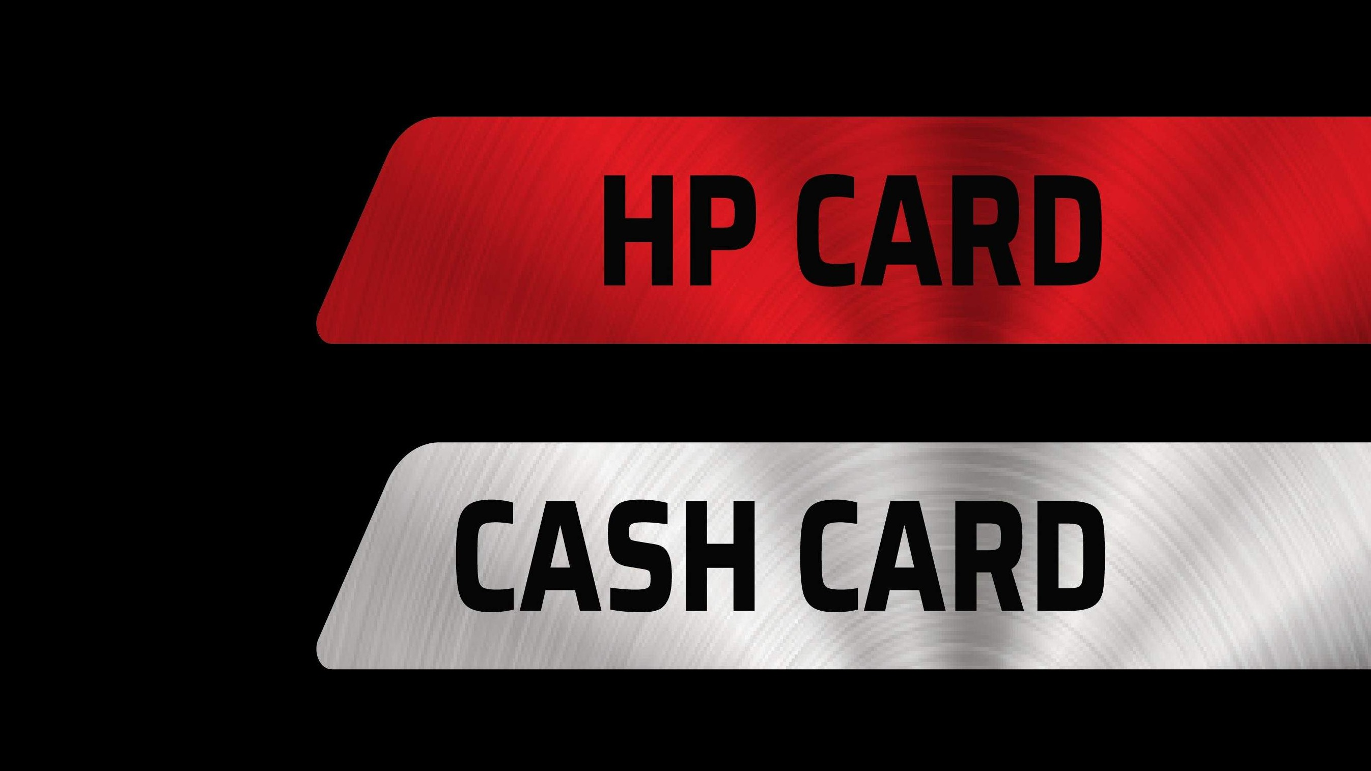 What is HP-CARD