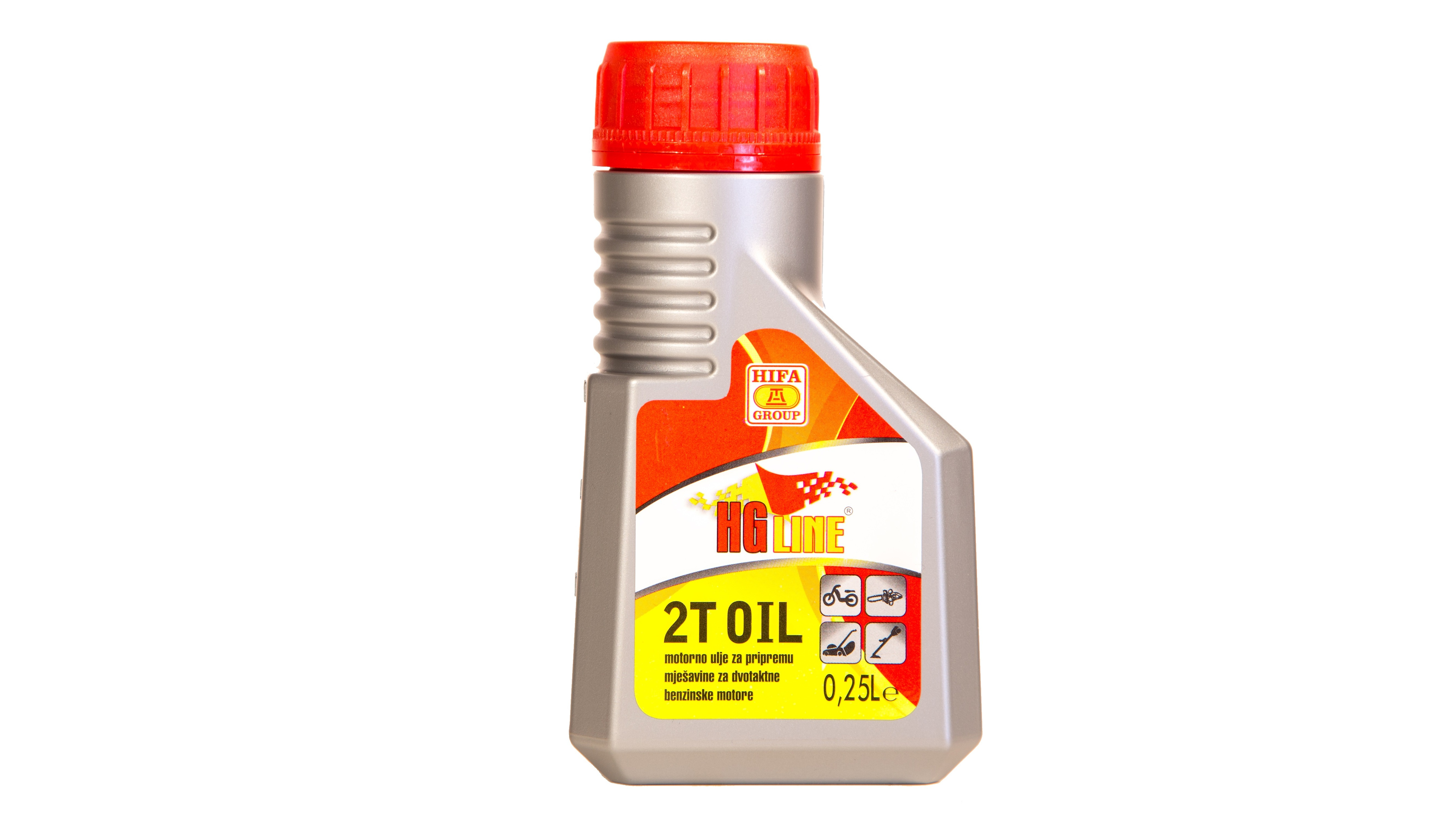 HGline 2T Oil - motor oil for two-stroke engines