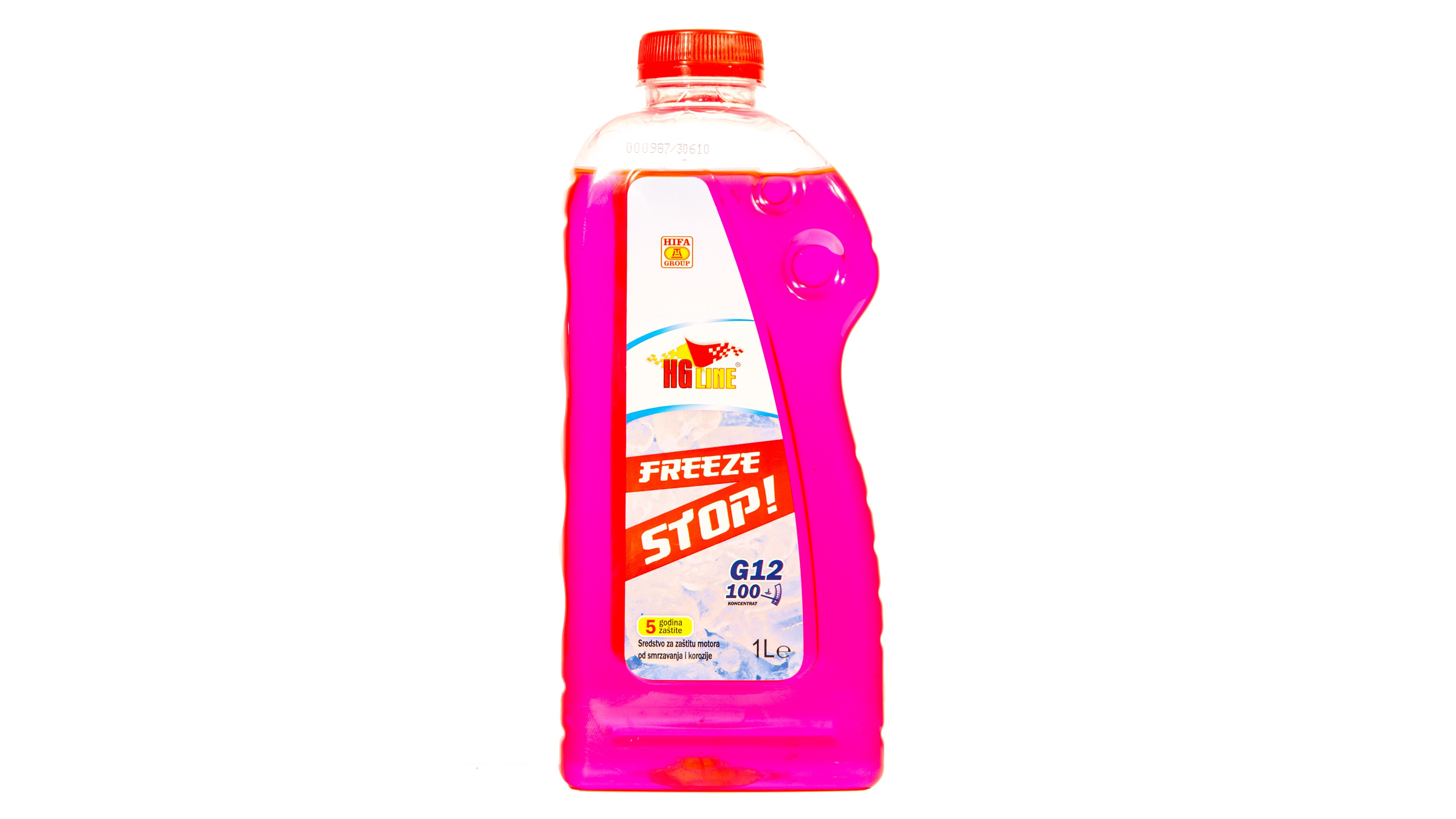 Freeze Stop G12- 100 koncentrat 1l