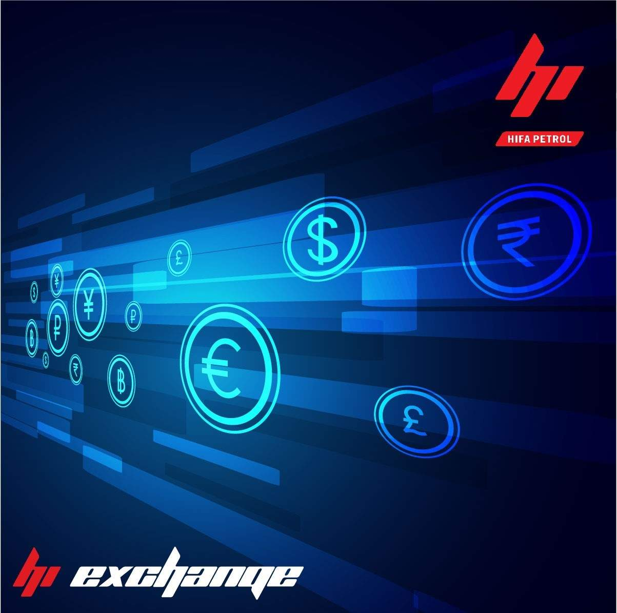 HP - Currecy Exchange